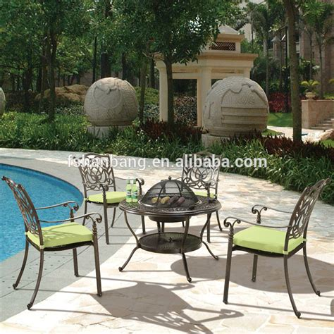 Cheap 6 Person Patio Set by Wholesale Outdoor Garden 4 Person Cast Aluminum Patio
