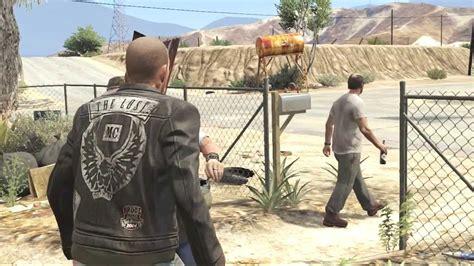 Gta 5 Trevor Kills Johnny From Gta