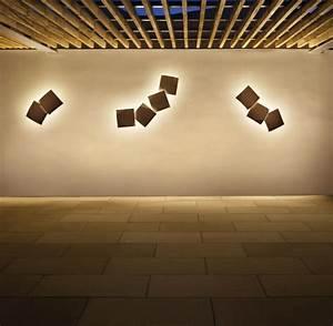 Außenwand Deko Metall : lichtinstallationen diese led verwandeln den garten in ~ Sanjose-hotels-ca.com Haus und Dekorationen