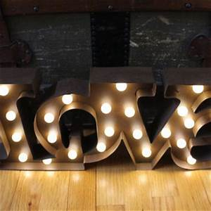 shop lighted marquee signs home on wanelo With ho ho ho marquee letters