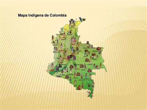 Organizacion territorial en colombia