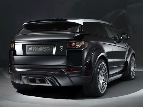 Hamann Range Rover Evoque Coupe Cars Modified 2018