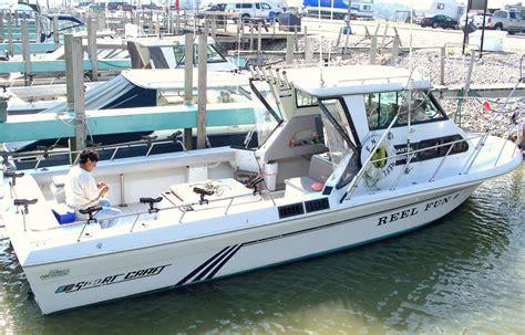 Lake Erie Charter Boats reel charters