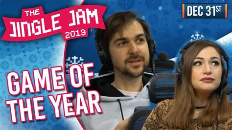 JINGLE JAM 2019 DAY 31 GAME OF THE YEAR 31/12/19