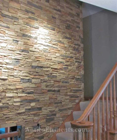 faux wall faux stone wall