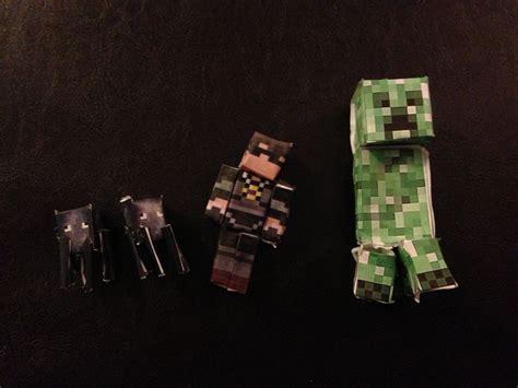 images  minecraft origami  pinterest