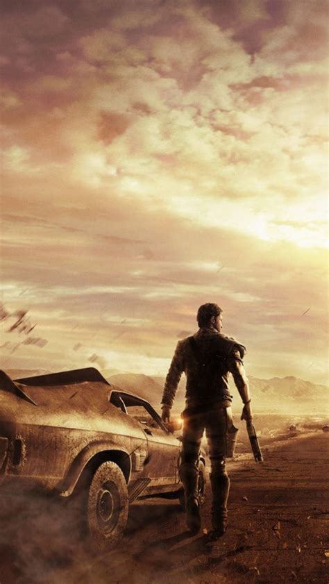 mad max game mobile wallpaper mobiles wall mad
