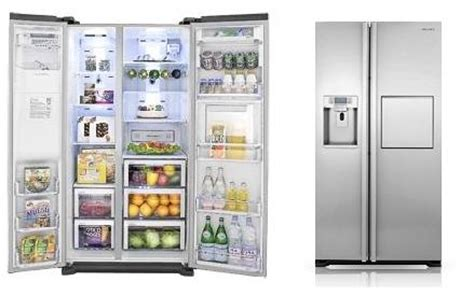 side by side de samsung le frigo am 233 ricain am 233 lior 233