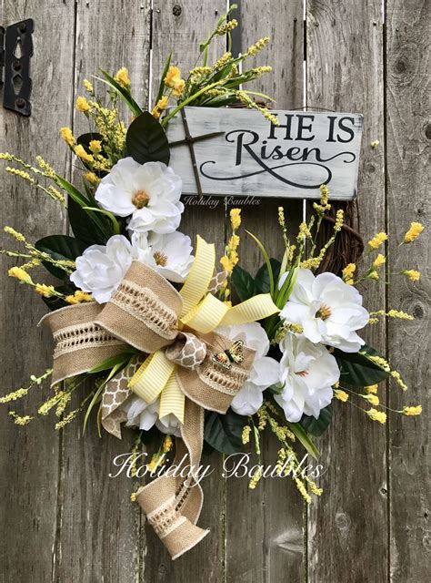 christian easter decorations best 10 easter wreaths ideas on easter ideas