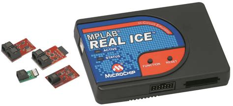 dv microchip probe kit mplab real ice real