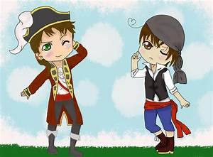 Request: Pirate Spain x Pirate Romano by Bad-Touch-Tomato ...