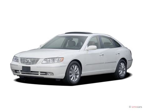 2007 Hyundai Azera Review, Ratings, Specs, Prices, and