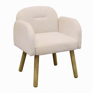 Fauteuil Rose Scandinave : fauteuil rose design style scandinave brimir demeure et jardin ~ Teatrodelosmanantiales.com Idées de Décoration