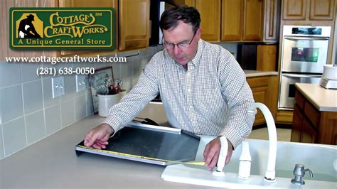 fixing a kitchen sink stainless steel kitchen sink open back drainboard usa made 7221