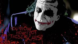 The Joker - The Dark Knight wallpaper - 90867