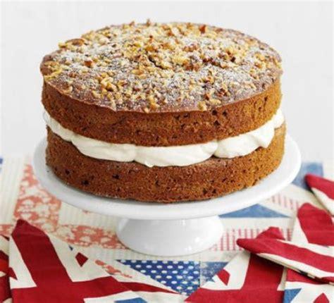 coffee walnut cake recipe bbc good food