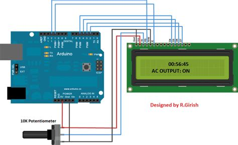 Steps Build Lcd Socket Timer Circuit Homemade