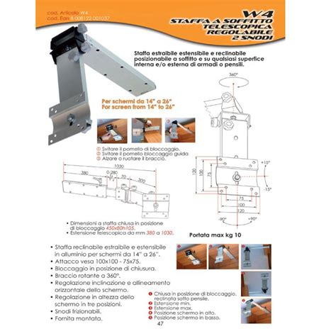 Interni Cer by Porta Tv Soffitto 28 Images Porta Tv Lcd Da Soffitto