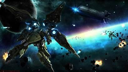 Gundam 1080p Wallpapersafari Ost Rec Unicorn Mix