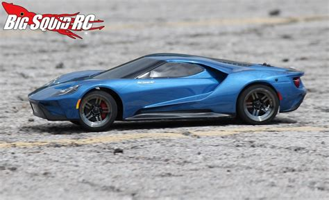 The Traxxas Ford Gt Review 171 Big Squid Rc Rc Car And