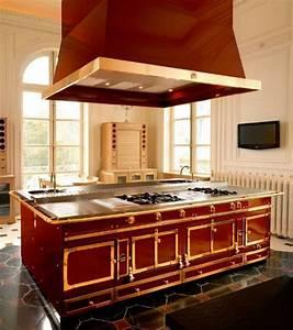 La Cornue Prix : chateau ranges bella cucina design ~ Premium-room.com Idées de Décoration
