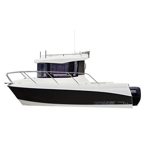 Klein Motorbootje Kopen by Pegazus Angelboot Gfk 560 Top Fisher Eco Motorleistung