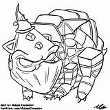 Clash Royale Lava Coloring Pages Hound Drawing Clans Adam Royal Drawings Sketch Getdrawings Complete Template Getcolorings Printable Dra Ilan Plays sketch template