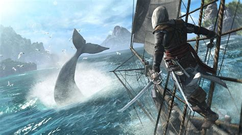 Assassins Creed Black Flag Wallpaper For Desktop