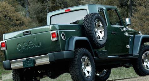 Jeep Truck 2020 Price by 2020 Jeep Gladiator Price Interior Specs Msrp Release