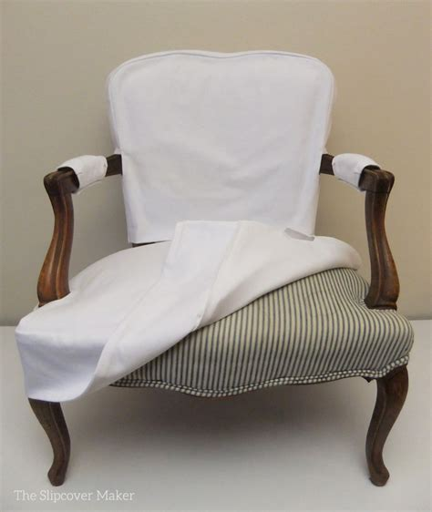 slipcover chairs simple white denim slipcover for chair the