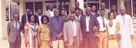 gimpa admission forms 2017 registrars of nigerian universities visits the university