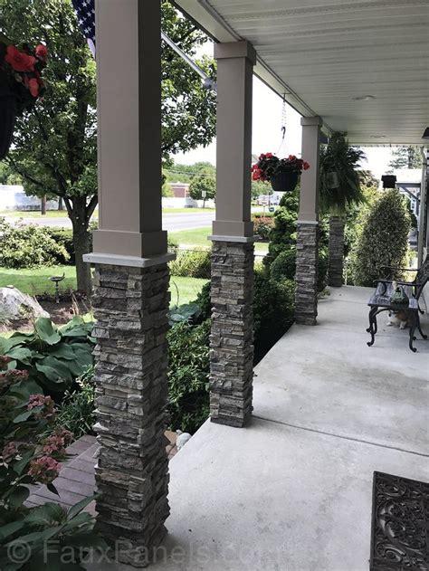 column wrap ideas  pinterest porch posts