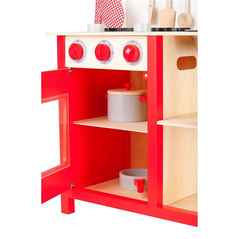 childrens wooden kitchen accessories leomark wooden kitchen childrens play kitchen with 5392