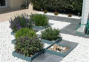 terres vegetales 33 setraag galets marbre calcaires With modele de rocaille de jardin 14 amenager un jardin caillouteux amenagement de jardin