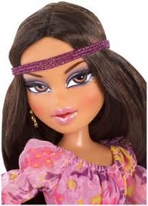 Bratz Totally Polished Doll Yasmin