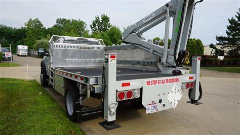 service truck bodies  sale jomac
