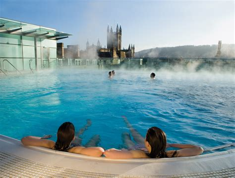 Thermae Bath Spa Bath