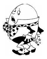 Humpty Dumpty Mittens Supercoloring Nourishncherish sketch template