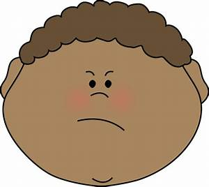 Angry Little Boy Clip Art - Angry Little Boy Image