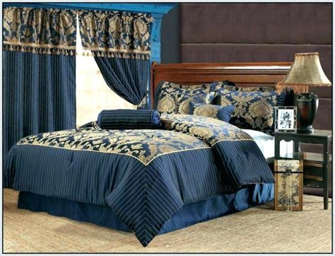 Bedroom Sets With Curtains