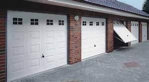 Porte De Garage Basculante Sur Mesure : porte de garage basculante ~ Melissatoandfro.com Idées de Décoration