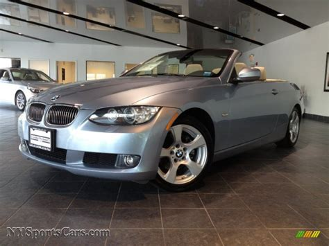 2010 Bmw 328i Convertible by 2010 Bmw 3 Series 328i Convertible In Blue Water Metallic