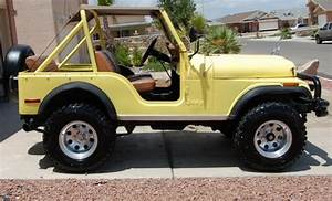 Armyguysjeep 1978 Jeep Cj5 Specs  Photos  Modification