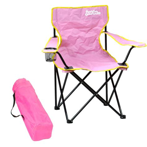 Folding Camping Chair Festival Garden Foldable Fold Up