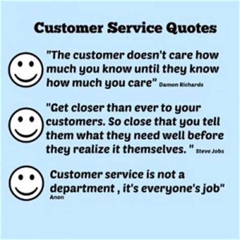 Definition Of Guest Or Customer Service by Great Customer Service Quotes Slogans Quotesgram