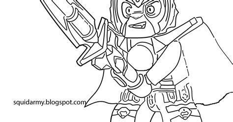 Lego Chima Cragger Coloring Pages Battle