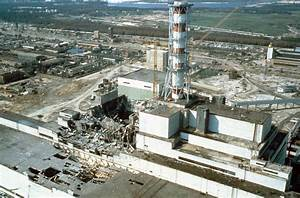 What Is Still Standing After Chernobyl's Nuclear Nightmare?
