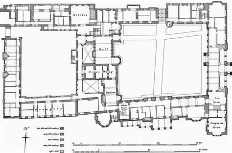Apethorpe Hall Ground Floor Plan 1000×659 Inspiration