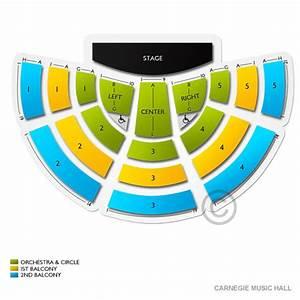 Vivid Seats Seating Chart Carnegie Music Hall Seating Chart Vivid Seats