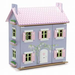 Le Toy Van The Lavender Dolls House - Toy Dollhouses at